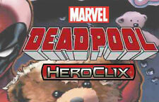 Heroclix Deadpool Colleen Wing 008 Misty Knight 009 Black Cat 023 (Heroes o Hire