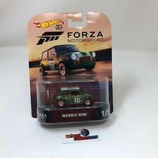 #1751  Morris Mini Forza * Hot Wheels Retro * JB16