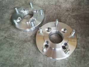 4Pcs 20mm Chrysler Dodge Mercury Pontiac Plymouth Wheel Adapters 4x100 - 5x139.7