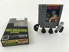 Loot Crate Exclusive So Analog 10-DOH! Dr. Who Mario Squid Kids Ink with ZAP GUN