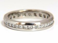 Unbranded Diamond White Gold 14k Wedding & Anniversary Bands