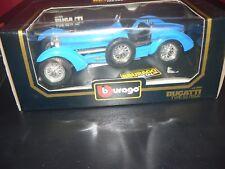 Maisto Modello di auto 1:18 Bugatti tipo 59 1934 OVP vetrina modello
