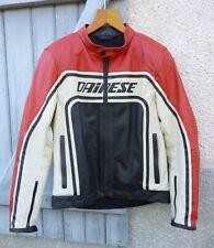 Dainese 'Tourage' Pelle Leather Jacket (Dainese size 48)
