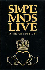 Simple Minds - Live In The City Of Light (Cassette, Album)