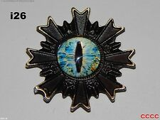 game of thrones Harry Potter #26 Steampunk pin badge brooch dragon's eye
