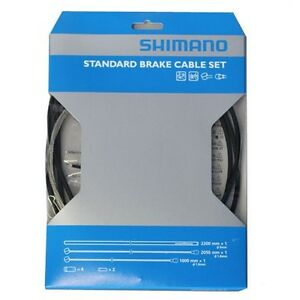 Shimano MT-092 Oversized Vintage MTB Brake Cables Front And Rear