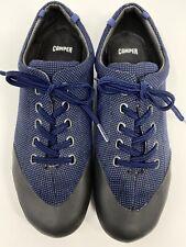 Women's Camper Peu Senda Blue Textile Sneakers #K200286-001 SZ US 8 EUR 39 EUC