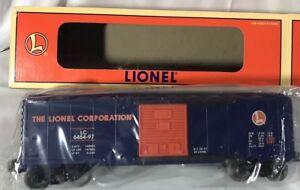 Lionel #6-19953 Lionel Railroaders Club Exclusive Boxcar 6464-97 (NEW IN BOX)