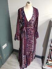 Boohoo Maxi Dress Size 16 Bnwt