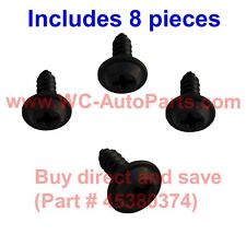 1993-2002 Firebird Formula Trans Am Headlight cover mounting screw set