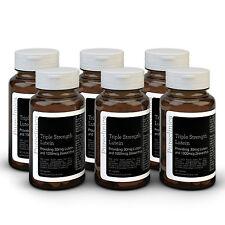 Triple fuerza luteína - 18 Meses de suministro - 30mg luteína & 1000mcg zeaxantina