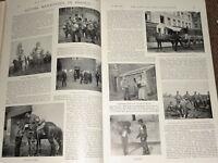 1897 Ejército Manoeuvres IN Francia Coraceros 5TH Dragoons