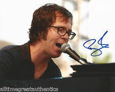 SINGER BEN FOLDS SIGNED 8X10 PHOTO W/COA FIVE ARMY BRICK SONG FOR THE DUMPED E