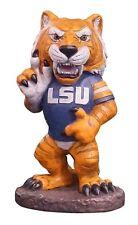 LSU MIKE the Tiger stone mascot figurine statue GEAUX TIGERS