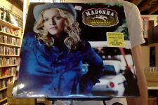 Madonna Music LP sealed 180 gm vinyl RE reissue 2016