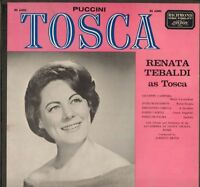 "Puccini(2x12"" Vinyl LP Box Set)Tosca-London-RS 62002-UK-VG/VG"