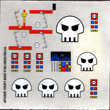 LEGO 10192 - Factory: Space - Space Skulls - STICKER SHEET