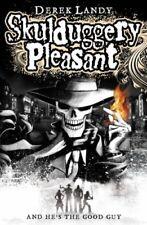Skulduggery Pleasant (Skulduggery Pleasant - book 1),Derek Lan ,.9780007241613