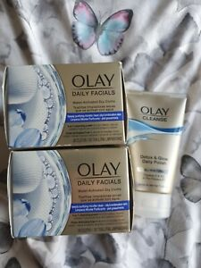 Olay Daily Facials And Cleanse