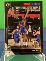 2019-20 NBA Hoops Premium Stock Bol Bol RC Rookie Card #233 Base Nuggets