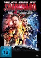 TARA REID/DAVID HASSELHOFF - SHARKNADO 4: THE 4TH AWAKENS   DVD NEU