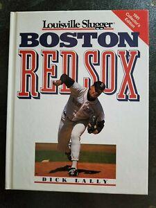 Louisville Slugger Boston Red Sox 1991 collector edition book  1994 Media Guide