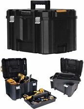 DEWALT  (DEW171195) TSTAK VI Deep Powertool Storage Unit Toolbox