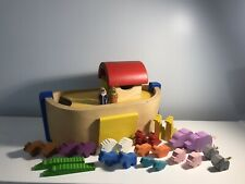 Plan Toys Wooden Noahs Ark