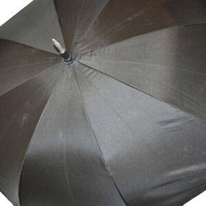 The Indestructible Umbrella Steel Walking Stick Curved Handle Defense