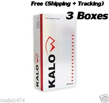 Kalow Diet weight loss, Block,break,Burn,Build,Blink for people reduce difficult