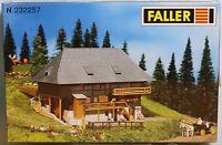 Faller 232257, Spur N, Bausatz Schwarzwaldmühle / Black Forest mill