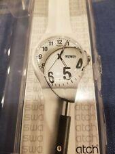 "Swatch Watch SUOW704 ""ENLARGE TIME"" Originals New Gent 2013"