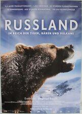 """ORIGINAL Verleih Filmplakat """"RUSSLAND"""" der Film 2011 DIN A1 594 x 841 mm gero..."""