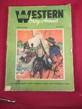 Western Story Annual Pulp 1950