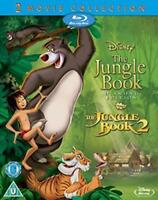 The Jungle Book / The Jungle Book 2 Blu-Ray Nuevo Blu-Ray (BUU0204401)