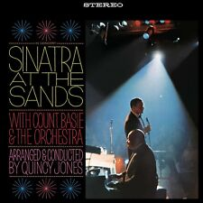 FRANK SINATRA-SINATRA AT THE SANDS(LIVE AT THE SANDS HOTEL)(2LP) 2 VINYL LP NEW!