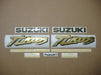 TL 1000S 1997 replacement decals stickers graphics kit set reproduction replica
