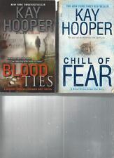 KEY HOOPER - BLOOD TIES - A LOT OF 2 BOOKS