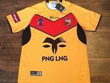2013 Papua New Guinea BNWT New Rugby League World Cup Shirt Adults Large