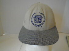 Cadillac CATCH  Hat Cap Tan Made in USA Baseball American Dry Goods