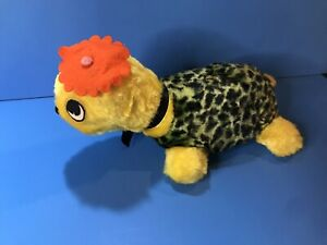 "Vintage Commonwealth of Pennsylvania Plush Turtle So Adorable 12"" Long"