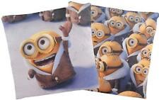 Original Minions - Arktis Bob mit Mantel / Minion Crowd Deko Kissen 40 x 40 cm