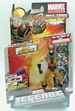 2012 Marvel Legends Arnim Zola Build-A-Figure Series Figure ? Dark Wolverine