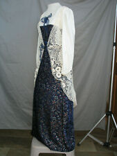 Victorian Dress Women's Edwardian Costume Civil War Reenactment