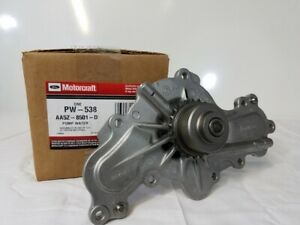 Genuine Ford Engine Water Pump Assembly AA5Z-8501-D