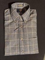 Viyella Elegant 80cotton/20 Wool Long Sleeve Shirt Beautiful NEW Size  Small