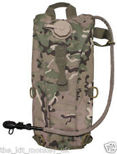 MFH Aqua / water bladder backpack hydration system 2.5 Litre like MTP / Multicam