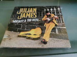JULIAN JAMES WHISKEY & THE DEVIL CD