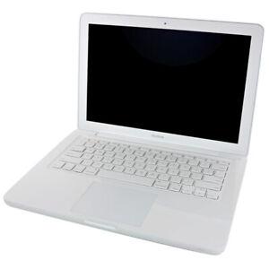 "Apple MacBook A1342 - 13.3"" H Sierra - 4GB RAM - 320 HDD - GOOD CONDITION"