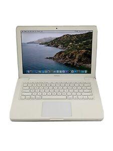 "Apple Macbook Unibody 13.3"" 2.26GHz Intel Core 2 Duo 2009 8GB RAM 128GB SSD"